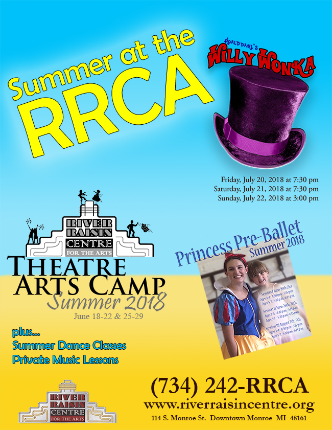 Summer Theatre Arts Camp